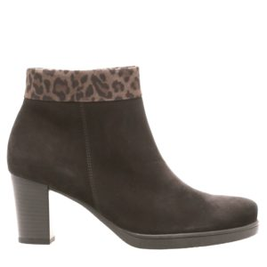 Ladies boot - Gabor Wasper Brown High Heeled Boot
