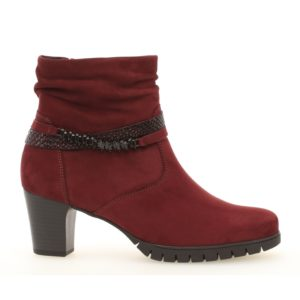 Ladies Boot - Gabor Honey Red Boot