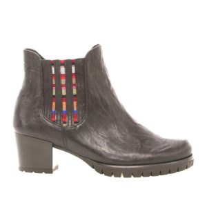Ladies boot - Gabor Mermaid Brown Slip on Boot