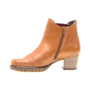 Ladies boot - Gabor Mermaid Tan Slip on Boot