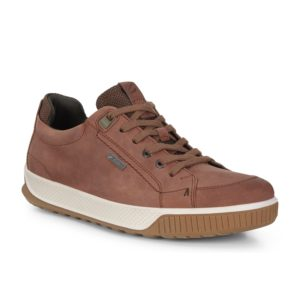 Mens Shoe - ECCO Byway Tred Brandy Casual Shoe