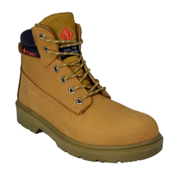 Work boot - ET Safety honey boots