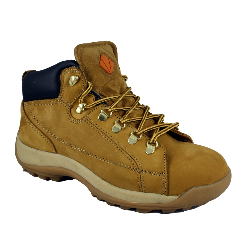 Work boot - ET Safety honey boot