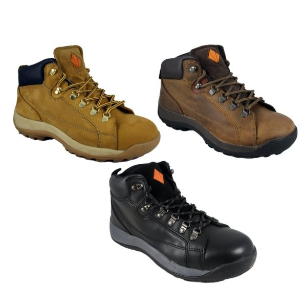 Work boot - ET C3222 Safety boots
