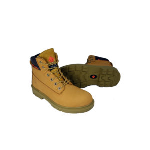 T Safety i0020 Honey Leather Steel Toe Cap Dealer Safety Pair 2