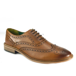 Frank_James_Zeno_Tan_Brogue