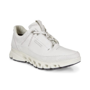 ECCO Multi-Vent White Casual Shoe 88012301007