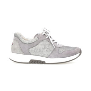 Gabor-Rolling-Soft-Mary-Grey-Metallic-Laides-Casual-Trainer-Side-RS-4694615.