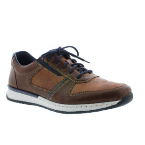 Rieker-Mens-Brown-Casual-Runner-Shoe-B512025
