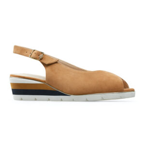 Dial Suede Slingback